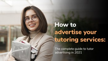 How to advertise your tutoring services