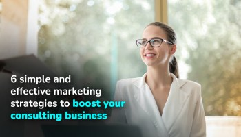 Efficient marketing strategies for your consulting business