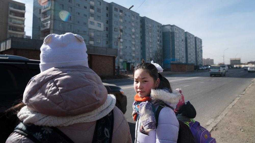 Mongolia: Losing The Eternal Blue Sky