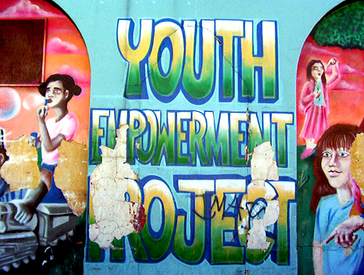 """Imagen CC - Flickr by Erica Zabowski """"Youth Empowerment Project"""""""