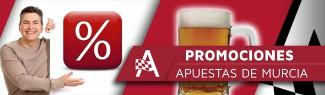 Promociones Apuestas de Murcia