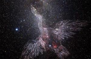 Constelación del cisne (verano)