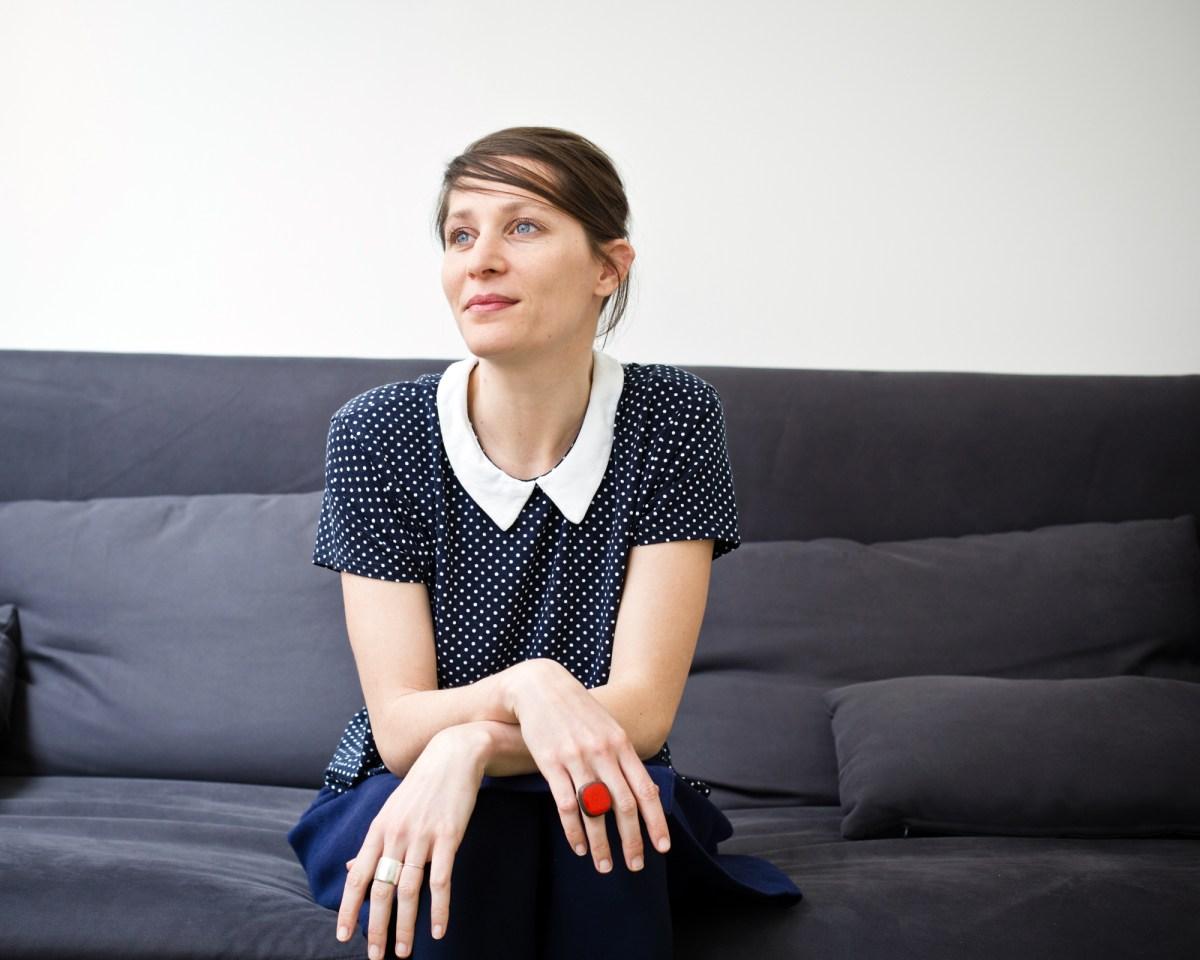 Le portrait de Claire Le Roizic Archibien