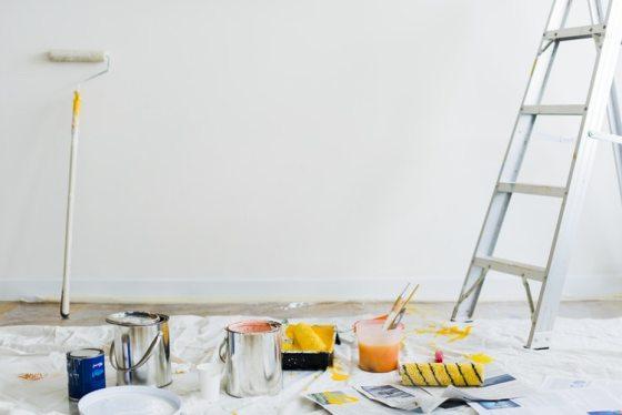 Repeindre les murs : le locataire ou le bailleur ?