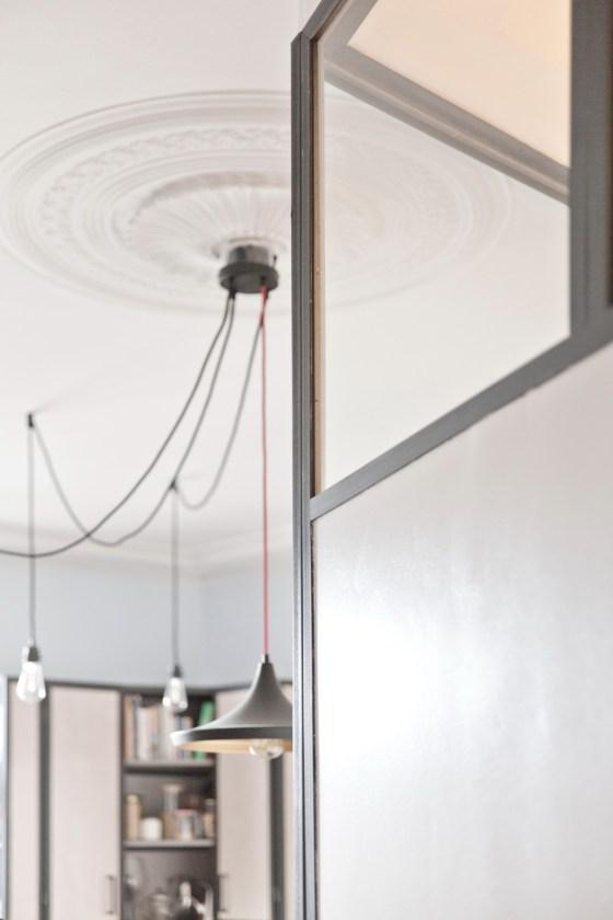 Archibien a rénové un appartement haussmannien grâce à un architecte partenaire