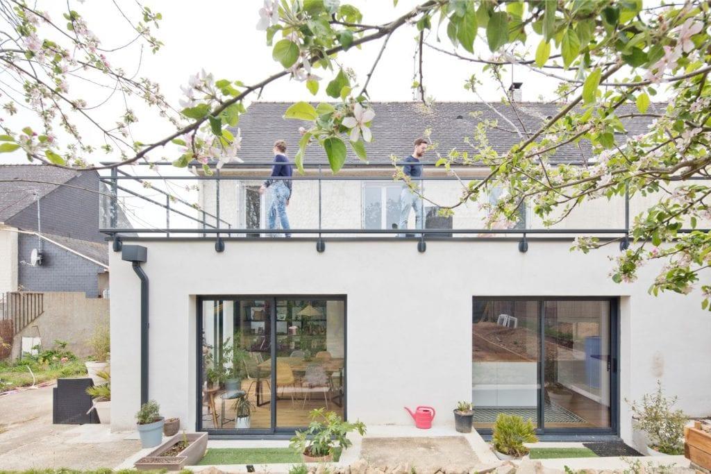 Archibien projet rénovation de maison à Nantes