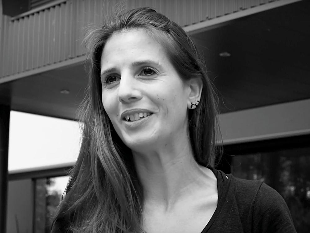Portrait d'Aurélie Claustres Architecte Archibien