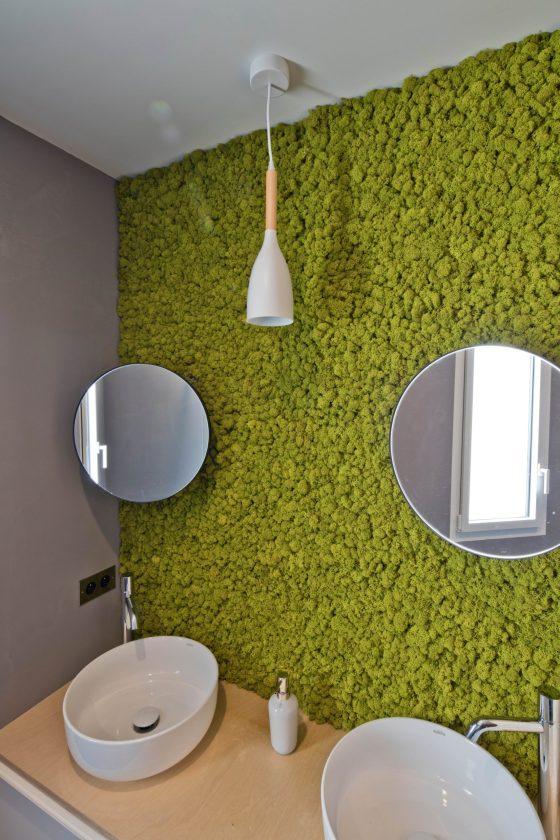 Intérieur duplex salle-de-bains