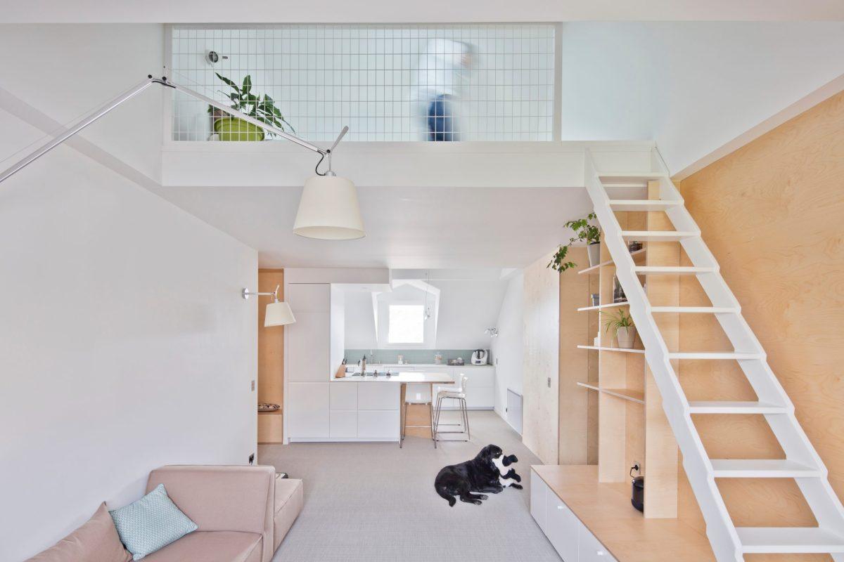Duplex intérieur