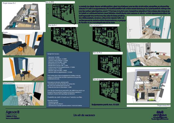 proposition Archibien agence architecte intérieur EBA