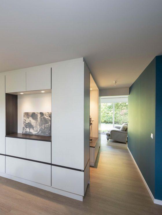 Rénovation à Lille avec un architecte par Archibien intérieur