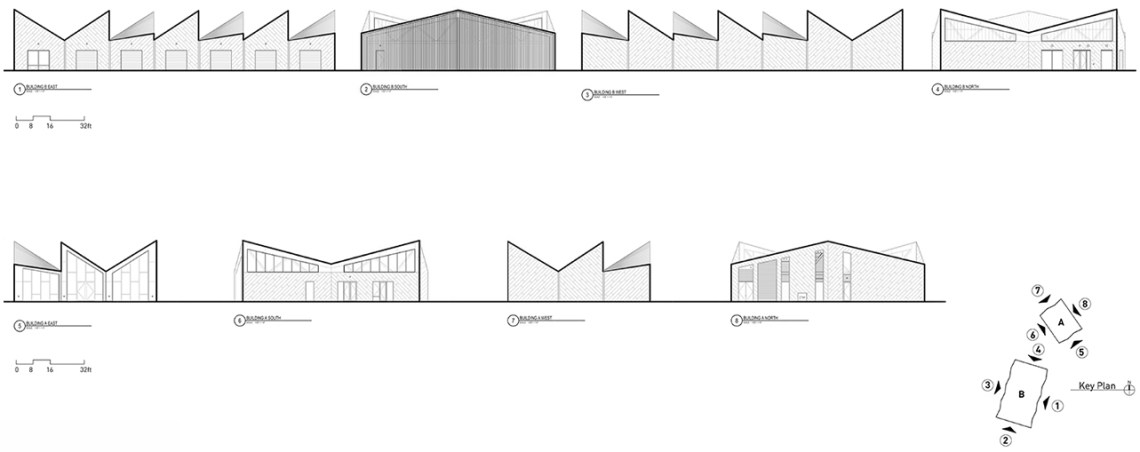 Architectural Drawings 10 Elevations With Stunning Facades Architizer Journal