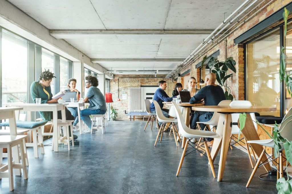 The Stats on Coworking Spaces are Even Better Than What They Seem