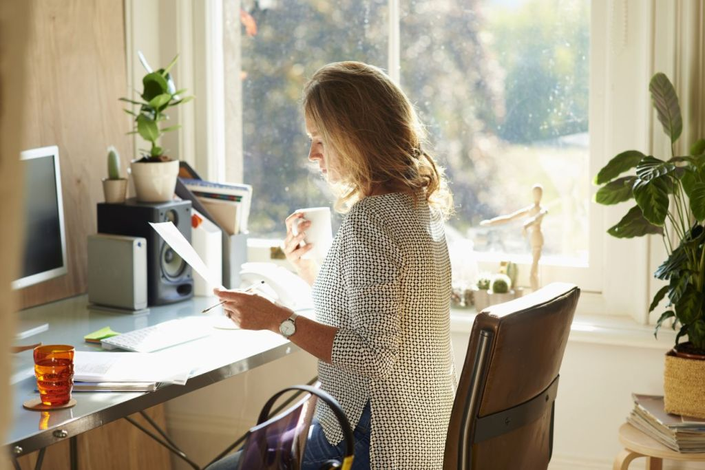 These 7 Amenities Cost Little but Make Your Home Office Much More Productive