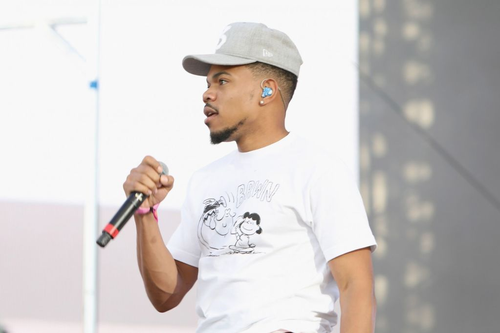 Chance the Rapper Bought Local News Site Chicagoist -- and Announced It in a New Song