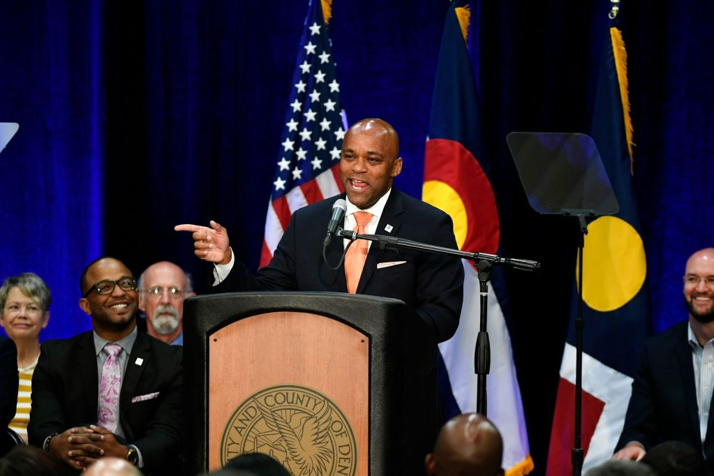 Denver Mayor Who Opposed Legal Marijuana Now Celebrates It