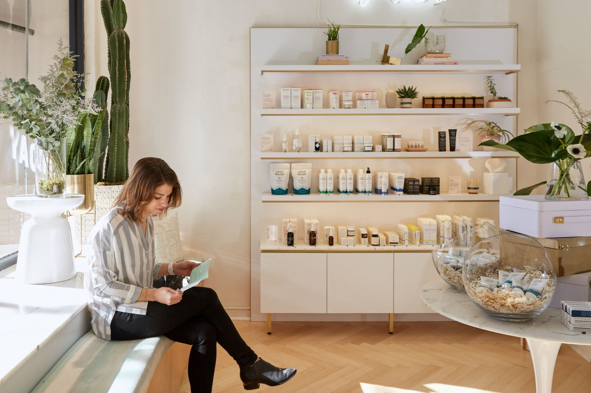 This Facial Shop Focused on Helping People Instead of Pushing Products -- and Raised $8 Million in the Process