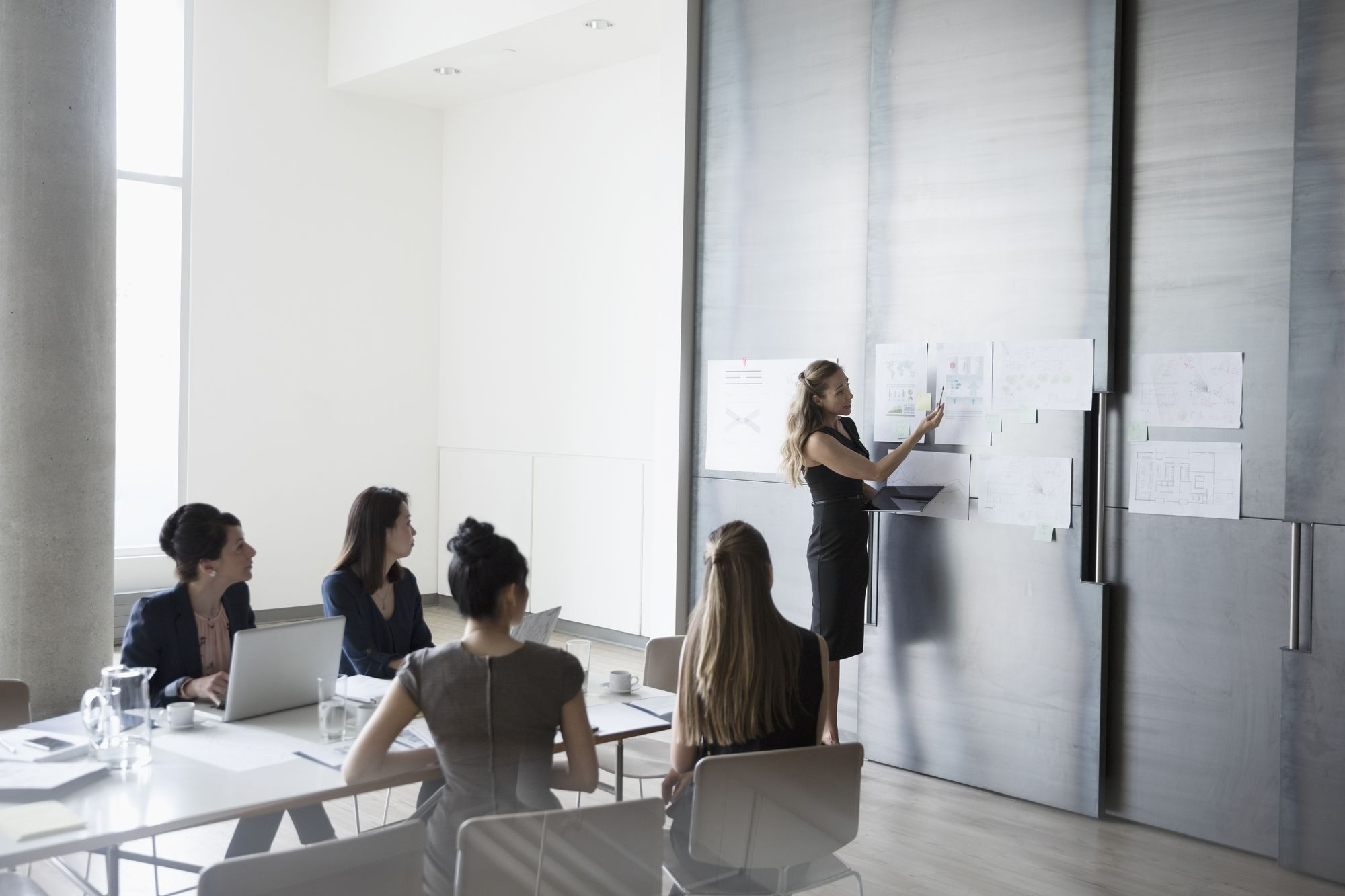 An All-Female Board Needs to Be as Unremarkable as an All-Male One