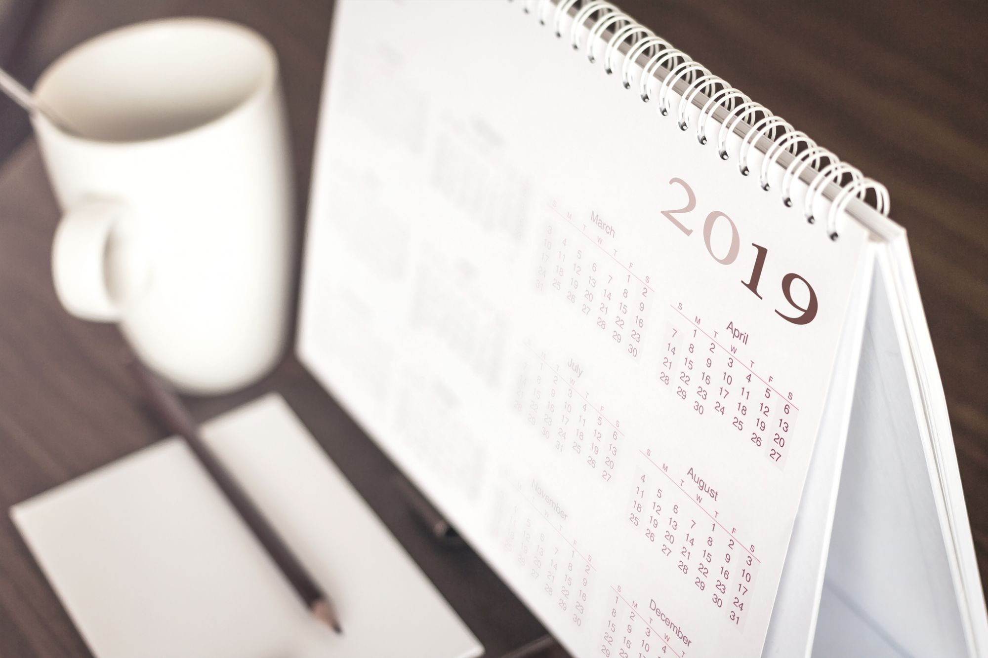 4 Reasons to Not Set Your 2019 Resolutions This Coming Jan. 1