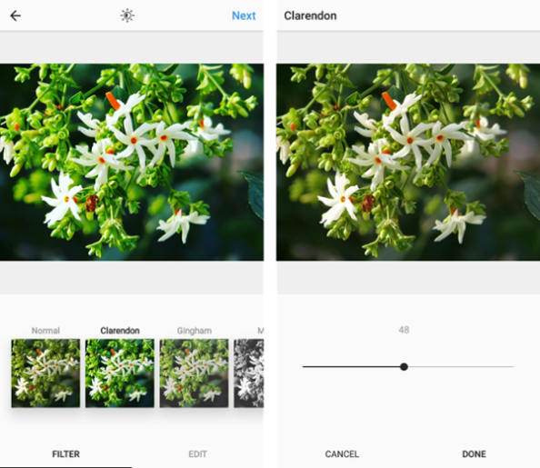 7 façons de faire vos photos Instagram POP! obtenir plus d'engagement