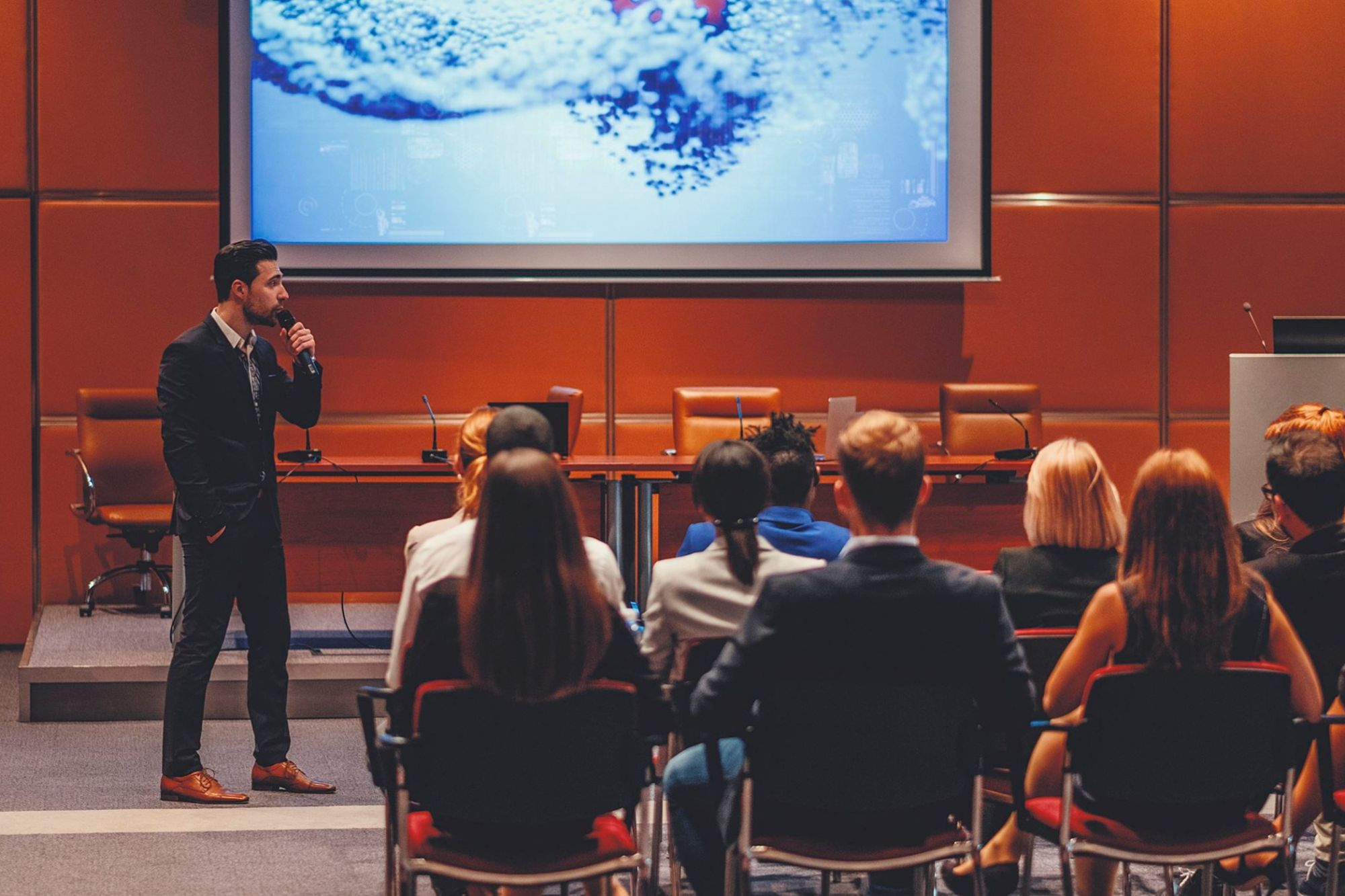 6 Myths About Presenting and How Overcoming Them Can Increase Your Impact