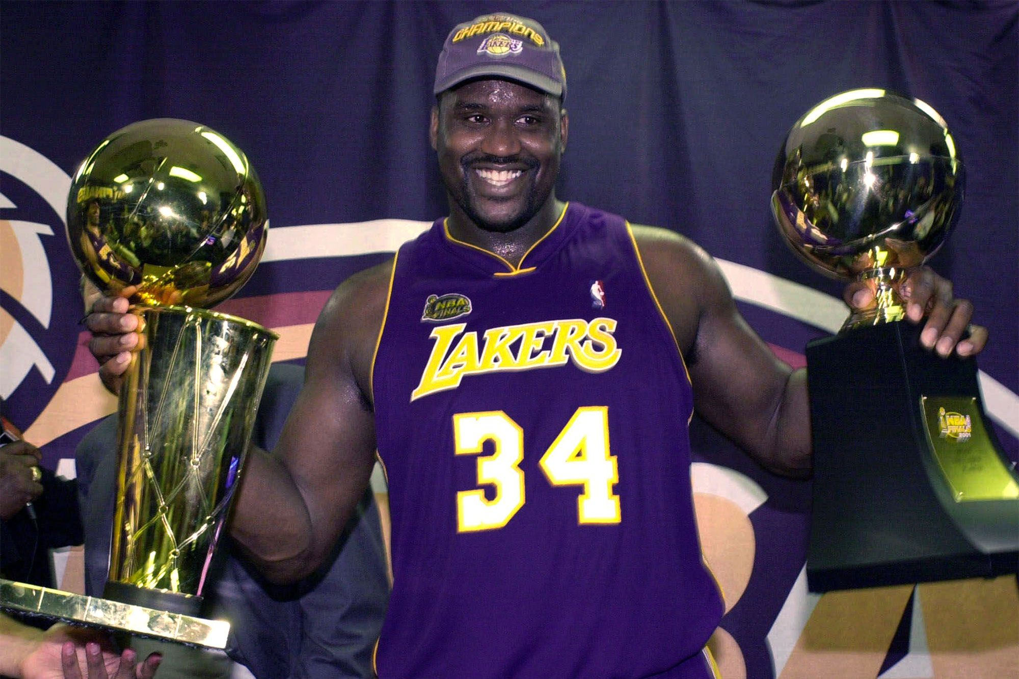 Shaq Is Investing in 9 Papa John's Locations and Joining the Pizza Chain's Board