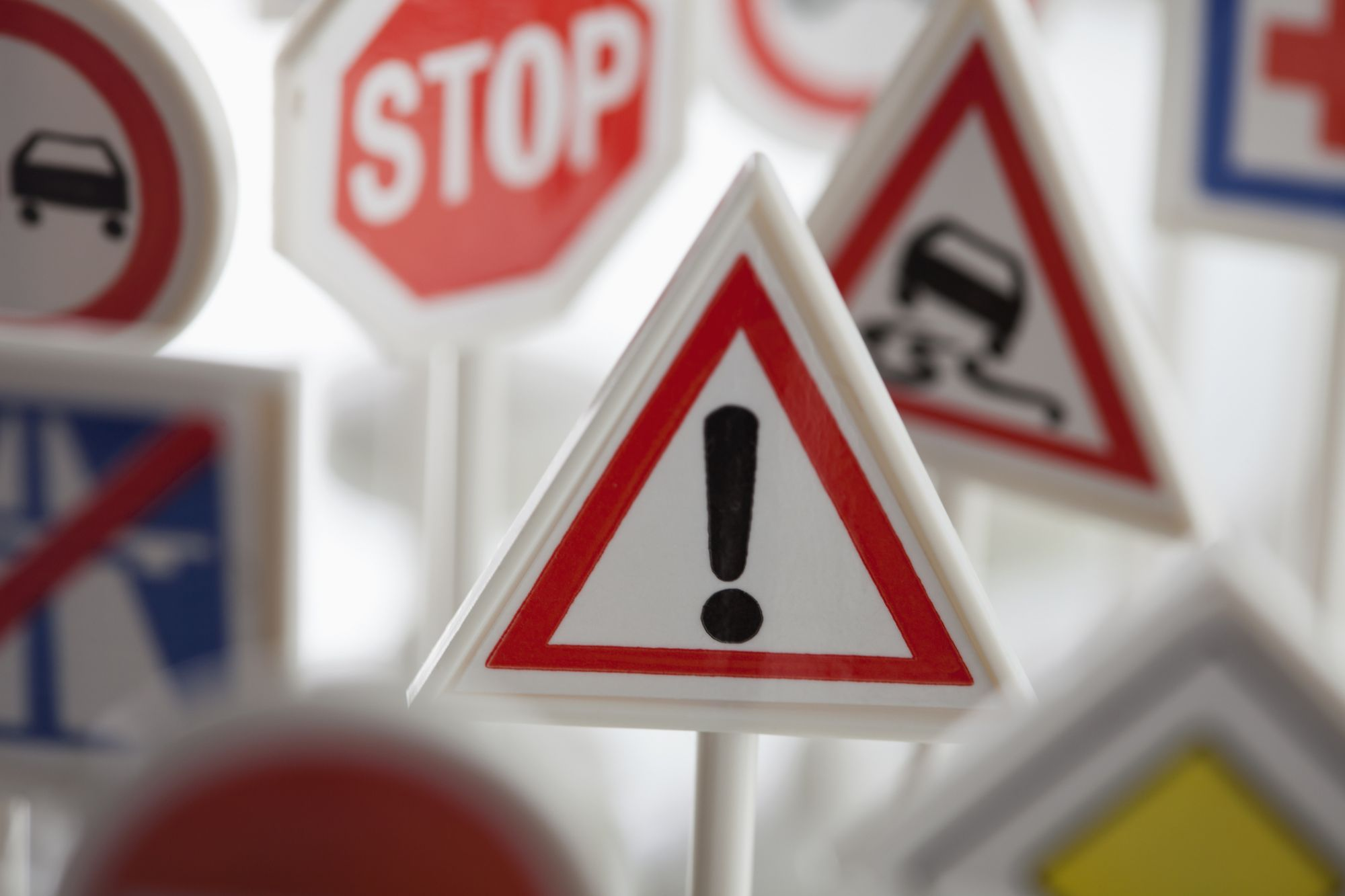 Watch Out For These 4 Warning Signs on The Road to Success