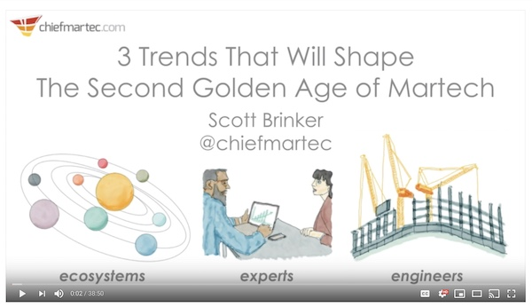 3 Trends Shaping the Future of Martech Webinar