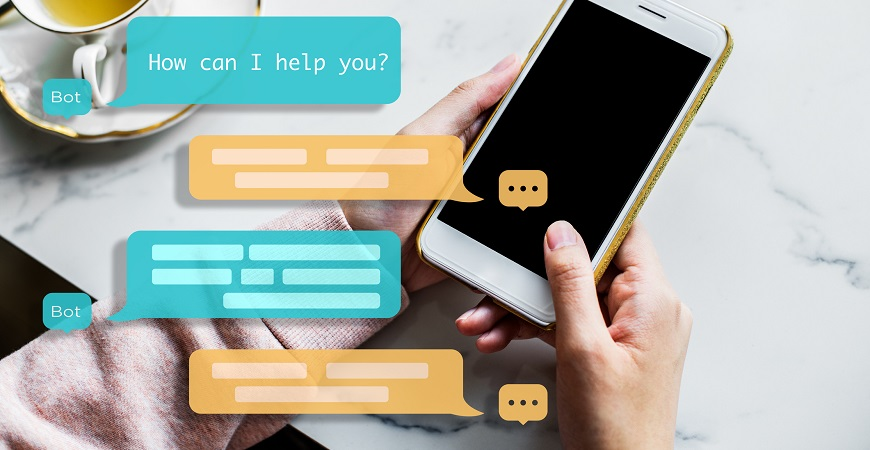 Easily Add a Self-Service Chatbot to Your Mobile App with Kinvey_870x450