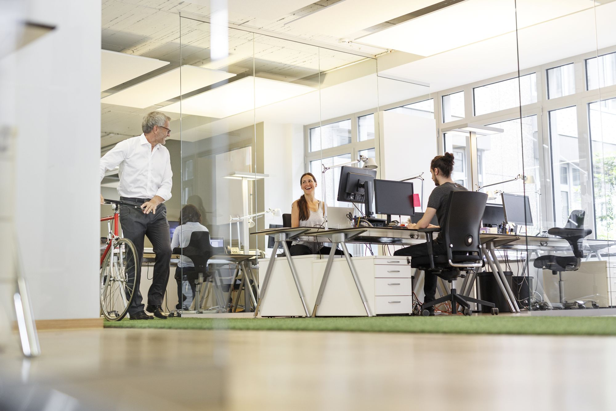 How to Be the Leader Your Employees Want to See Walk in the Door