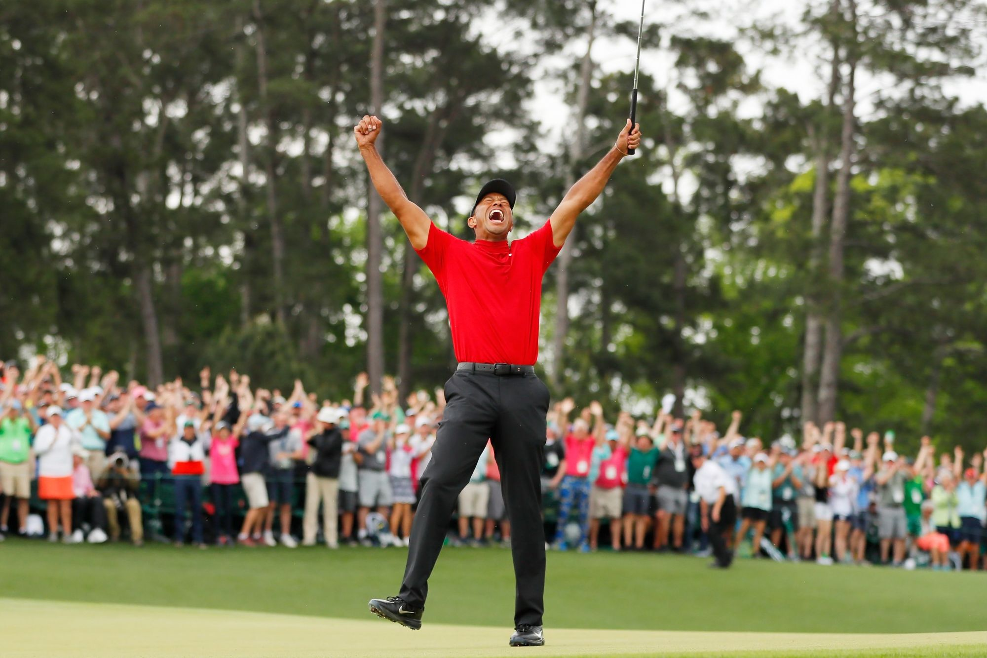 Want a Tiger Woods Comeback? All It Takes Is the Right Mindset.