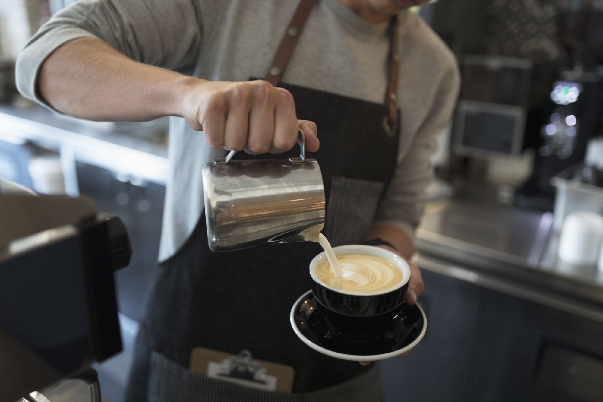 How Does That Independent Coffee Shop Survive?