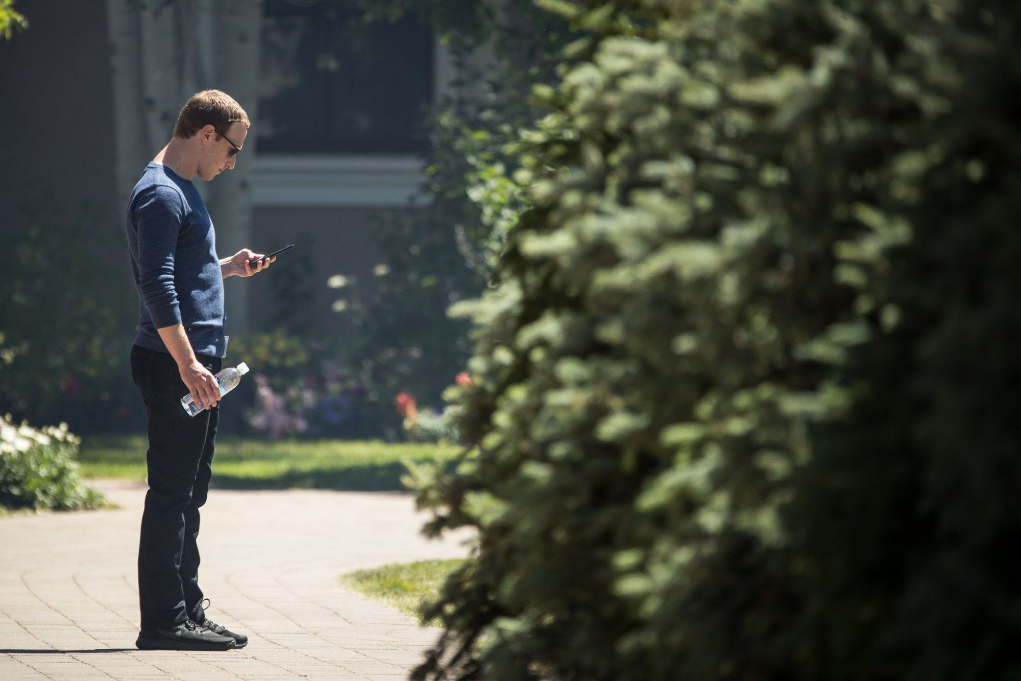 Zuck: Our Security Efforts Will Suffer if Facebook Is Broken Up