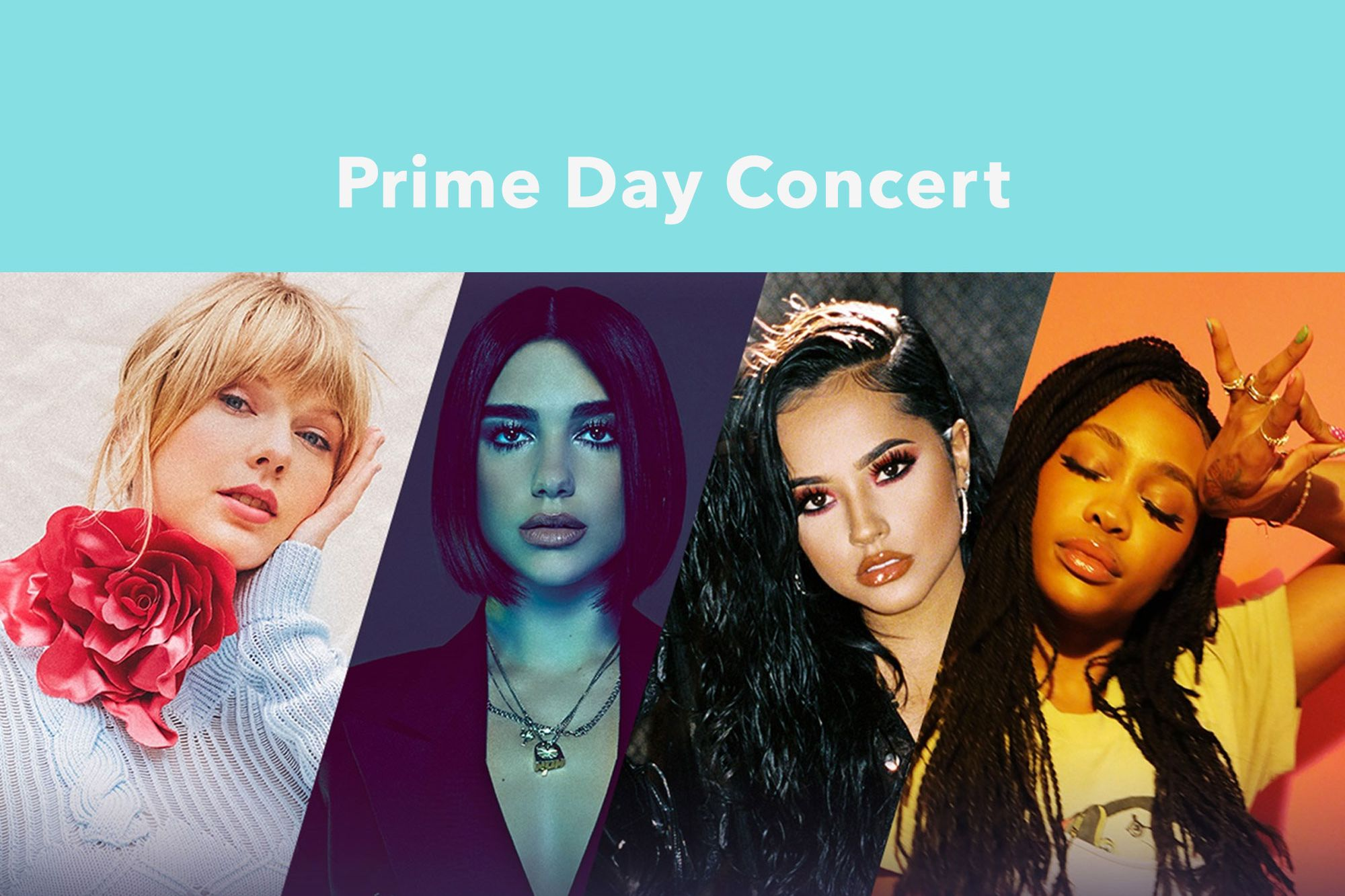 Amazon Announces Prime Day Concert With Taylor Swift