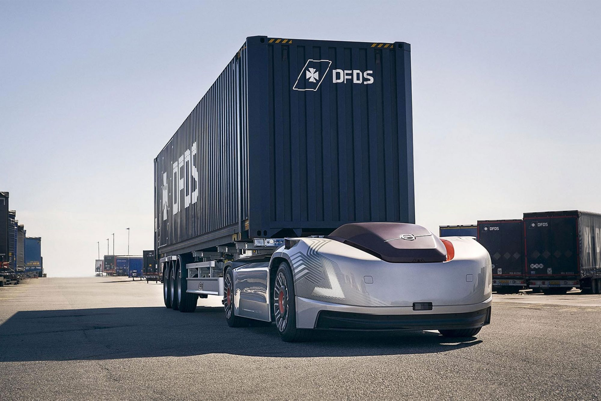 Sorry Truckers, Volvo's Autonomous Vehicles Can Handle it From Here