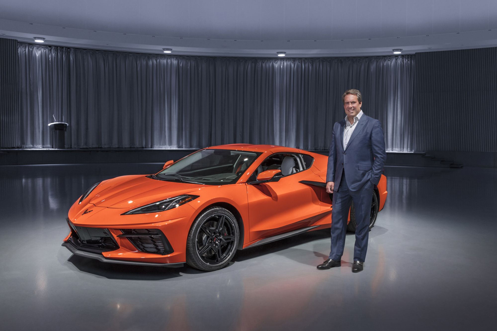 The Next-Generation Corvette Is Radically Different. Here's What Led GM President Mark Reuss to Revamp an Icon.