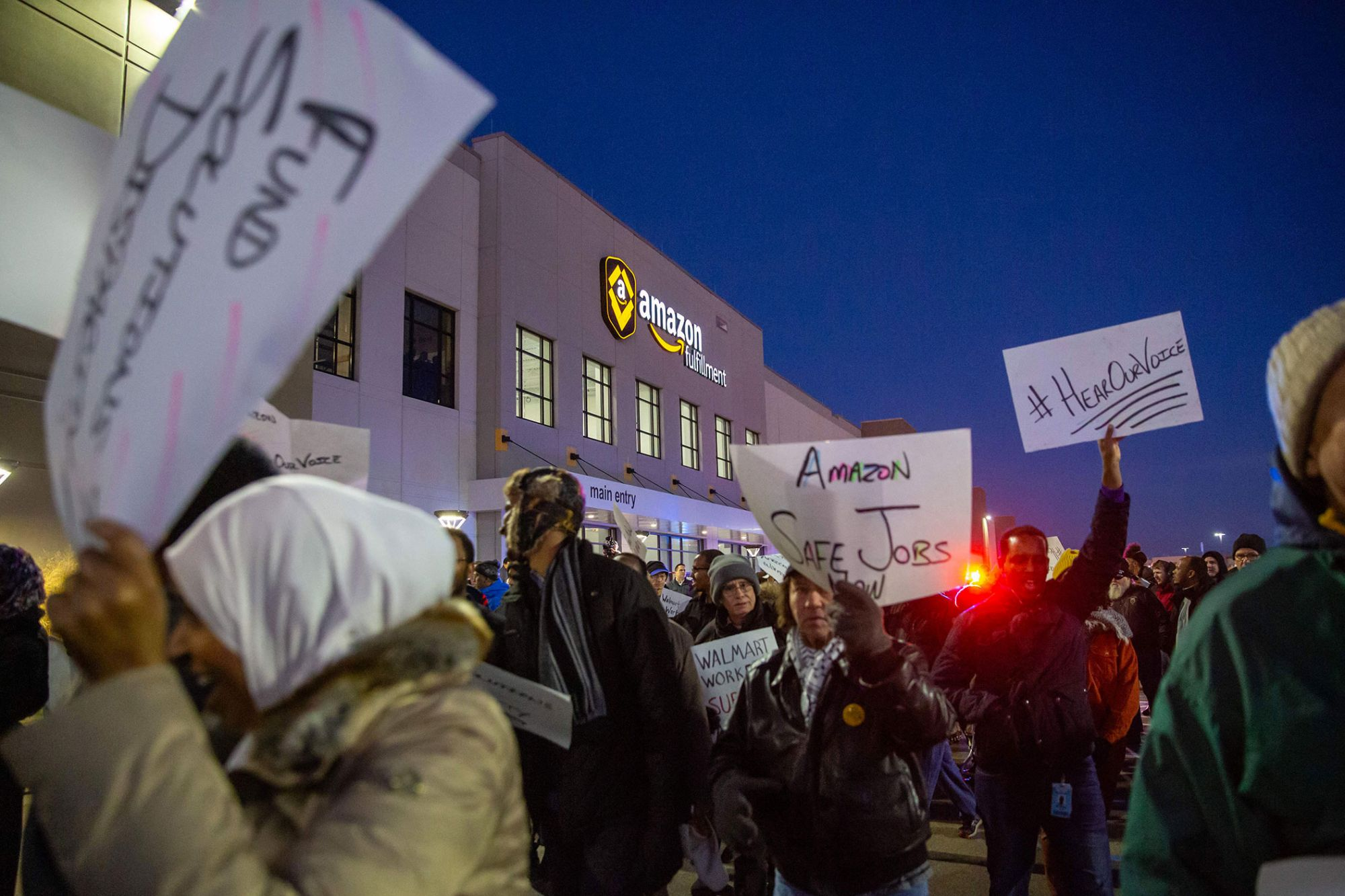 The Amazon Prime Day Strike Could be a Turning Point for Workers' Rights