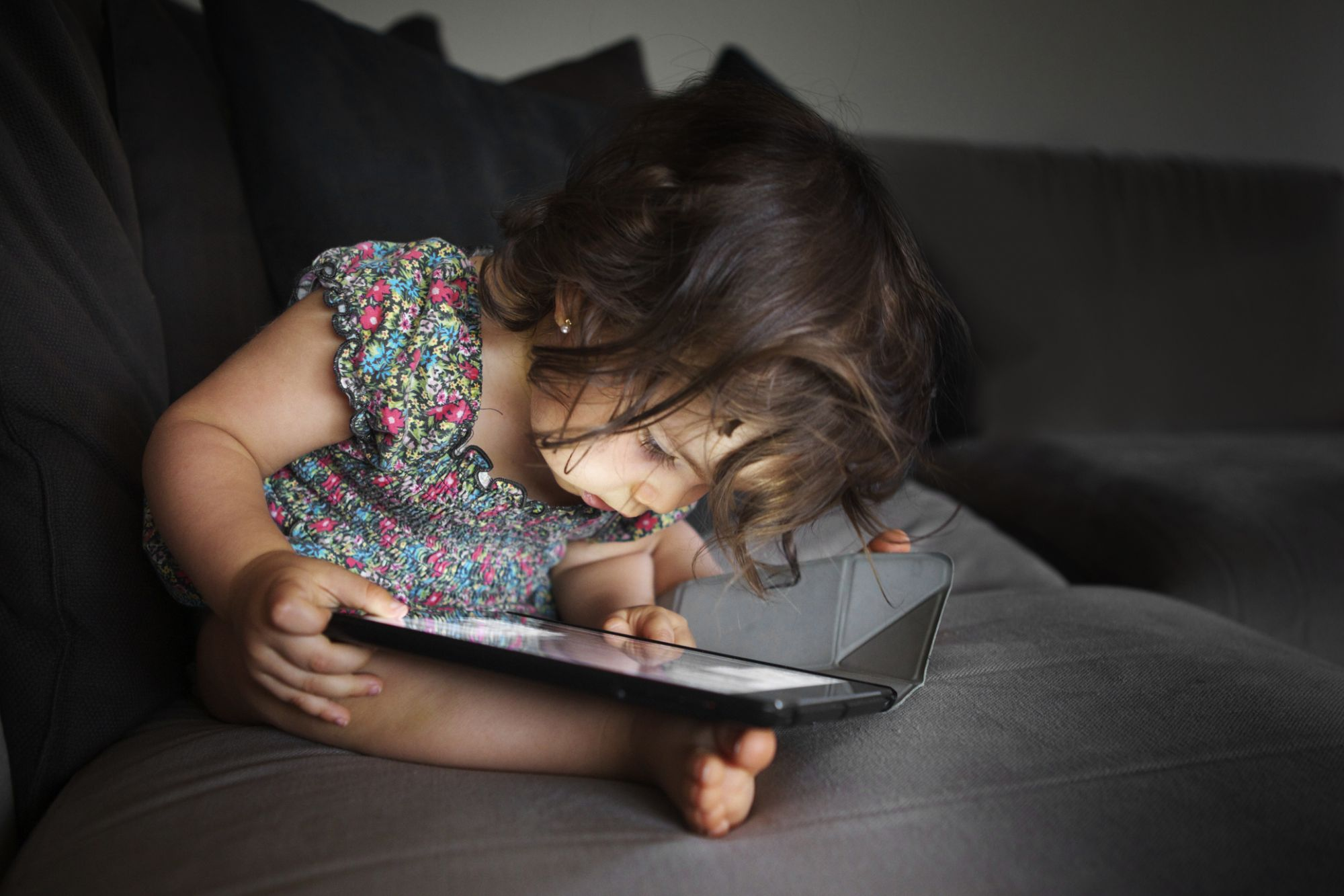 Nearly 24 Percent of Parents Are Buying Tablets for Their Preschoolers