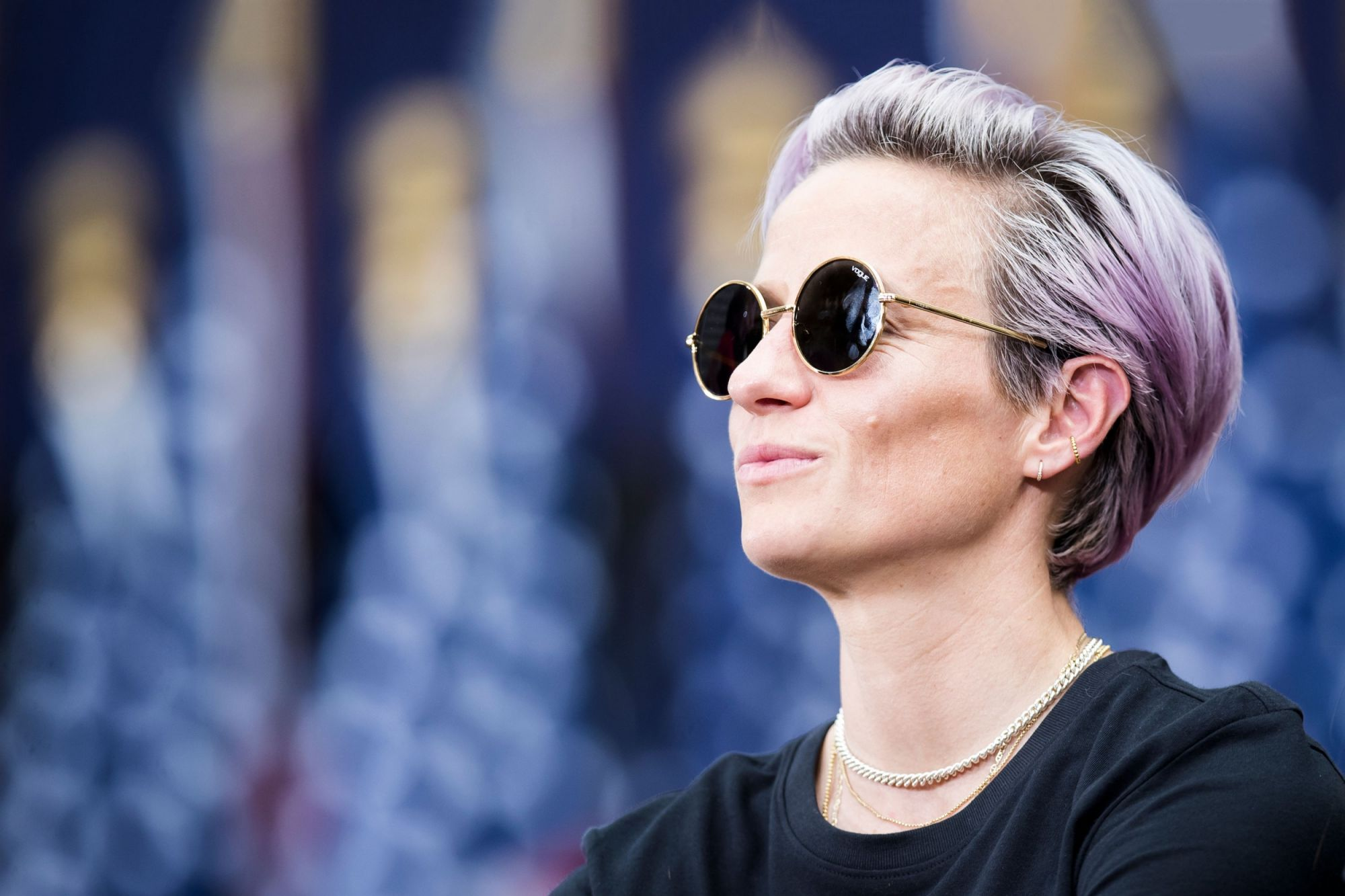 Megan Rapinoe Joins Team For Her Sister's Cannabis Company