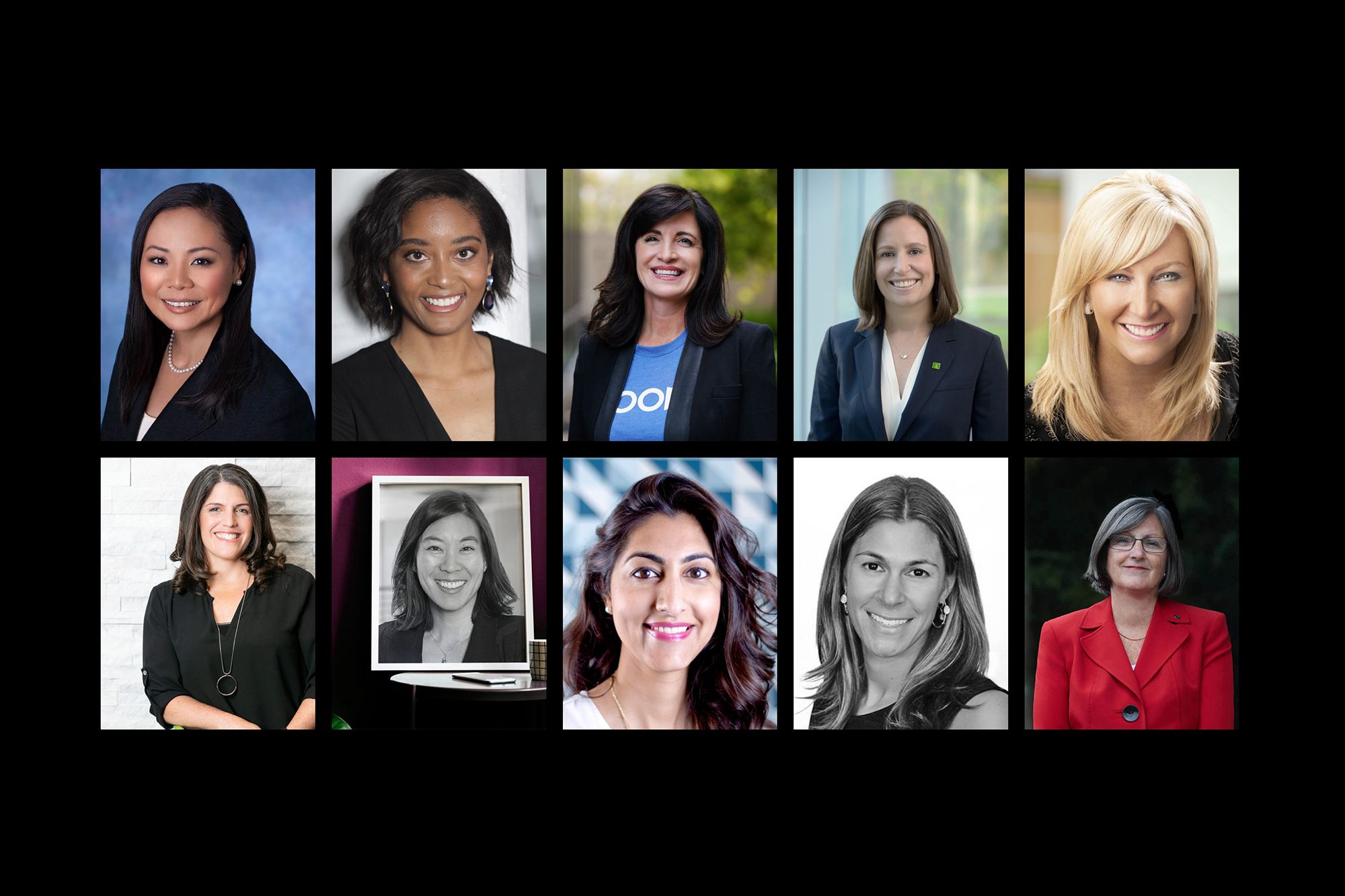 10 Influential Women In Finance Share How They Intend To Use Their Influence To Disrupt The Status Quo