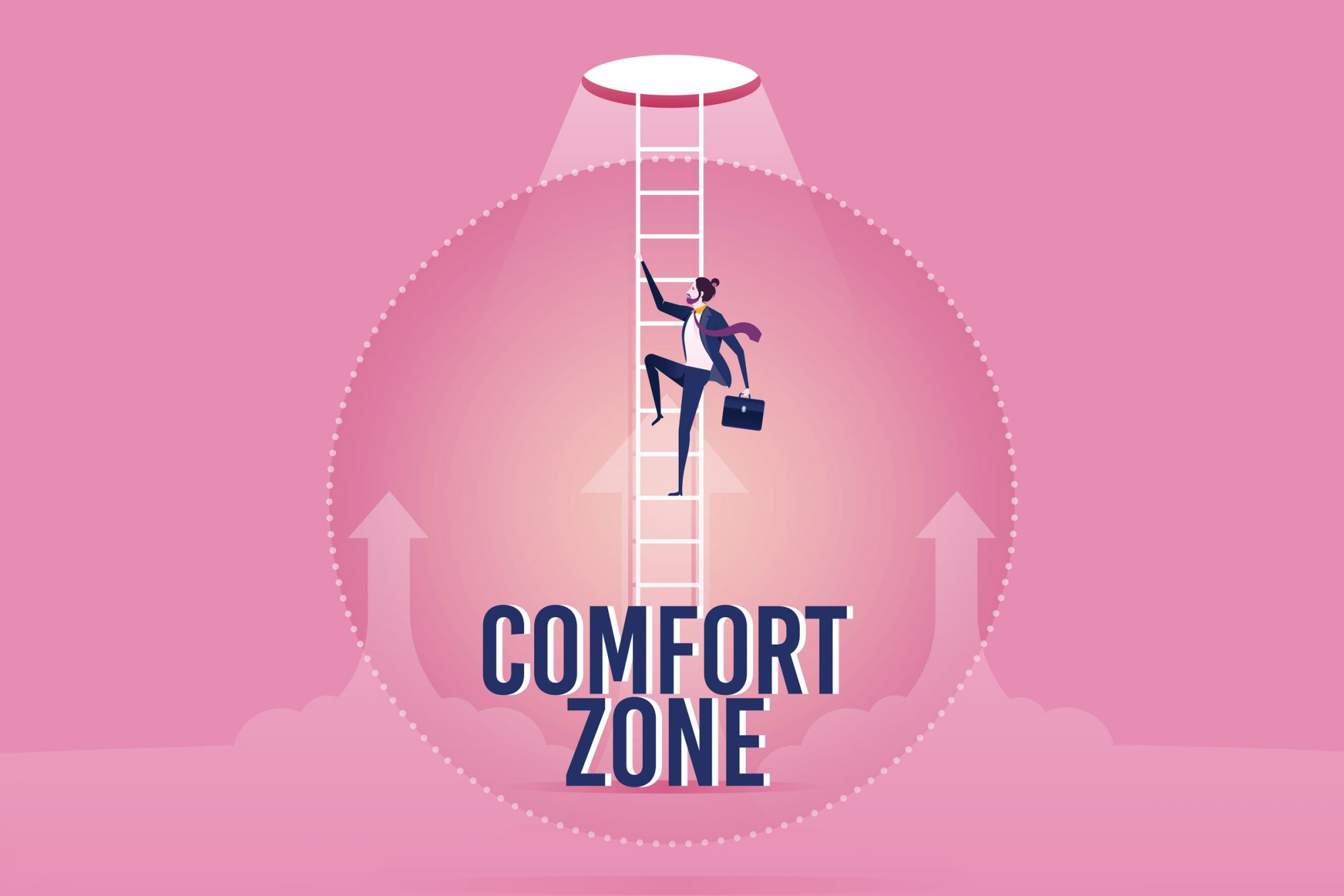 How to Get Out of Your Comfort Zone and Succeed in New Territory