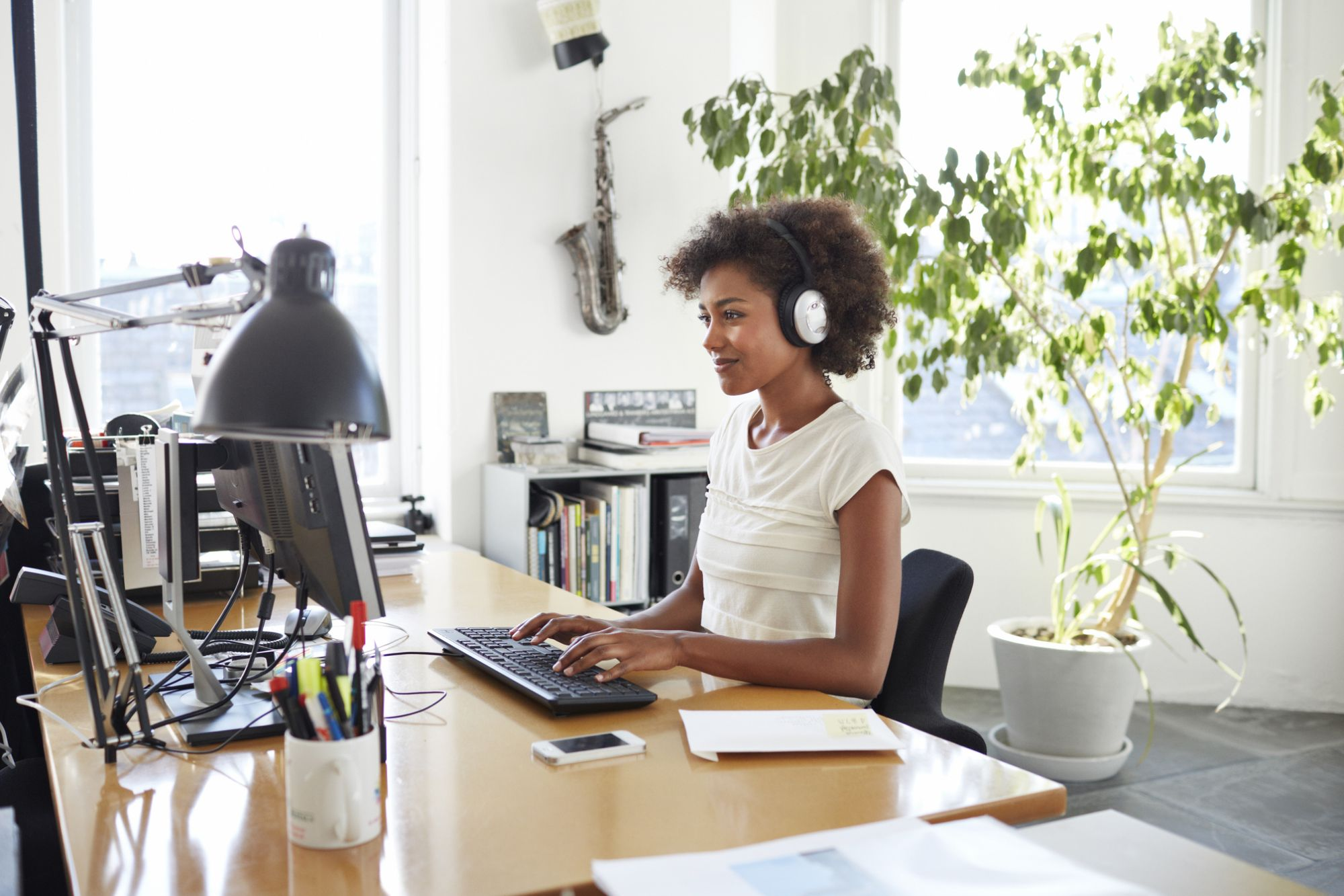 How to Use Music to Boost Your (and Your Team's) Productivity and Creativity