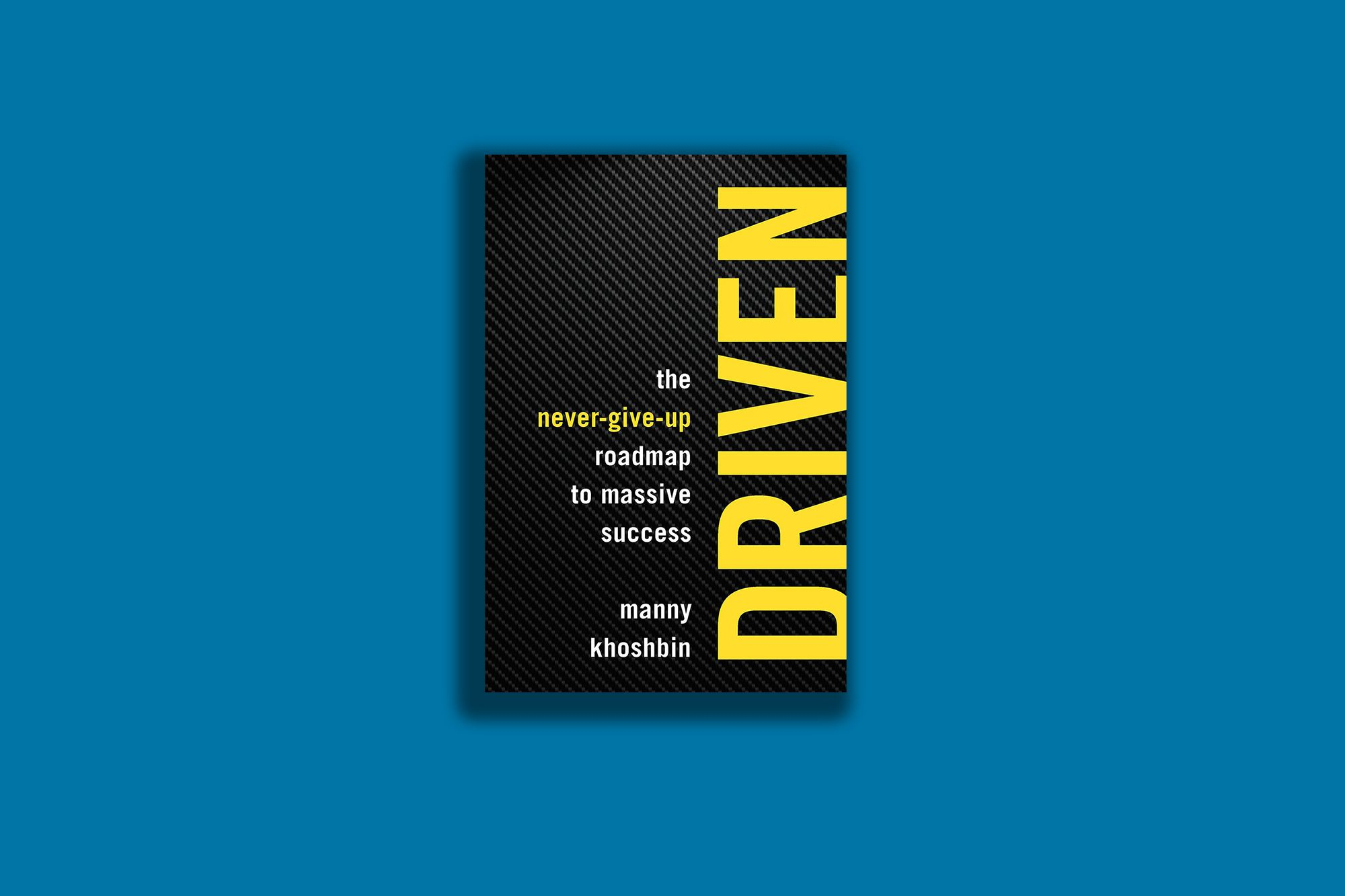Book of the Week: 'Driven'