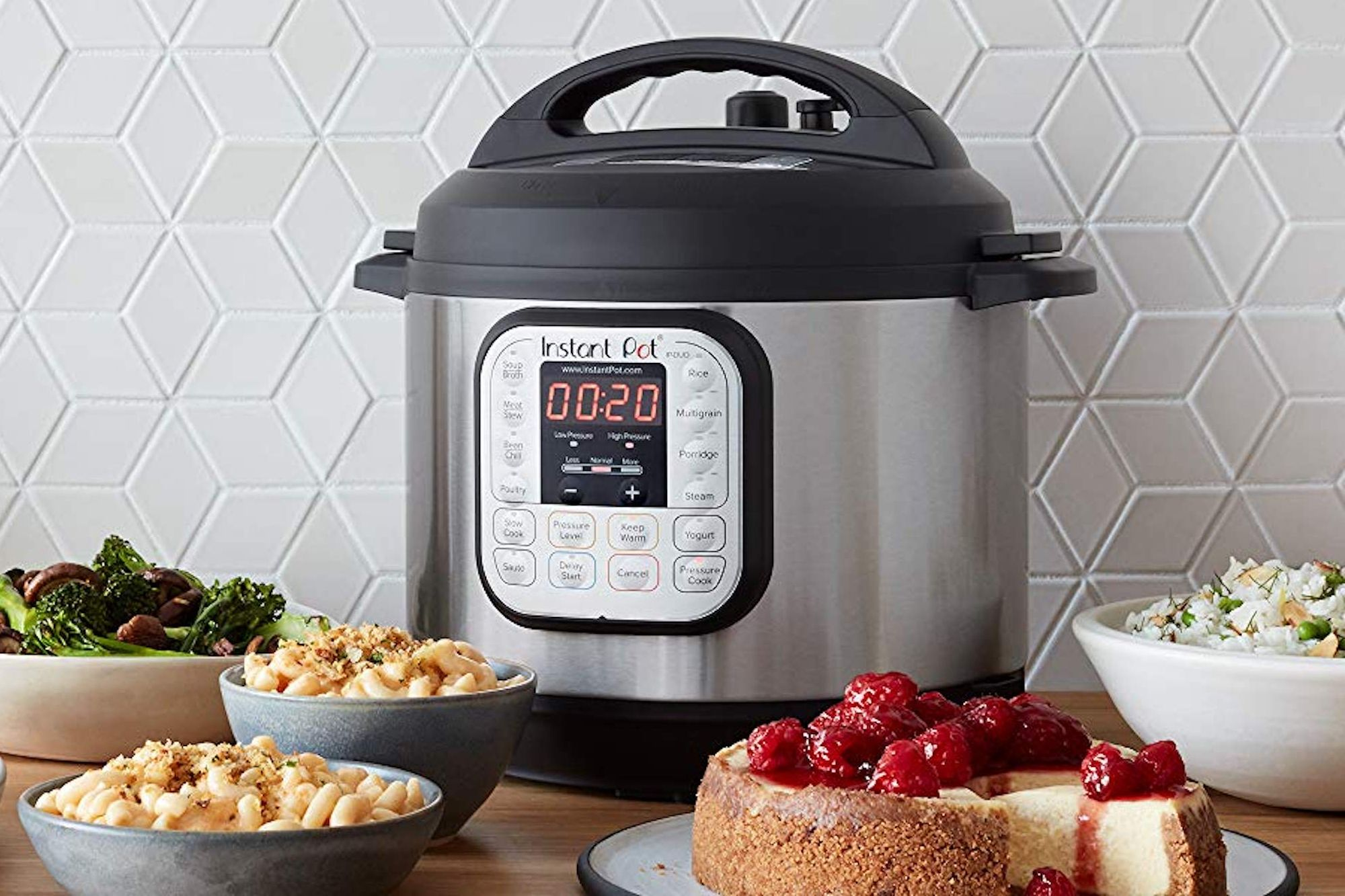 Get $20 Off Amazon's Best-Seller, the Instant Pot