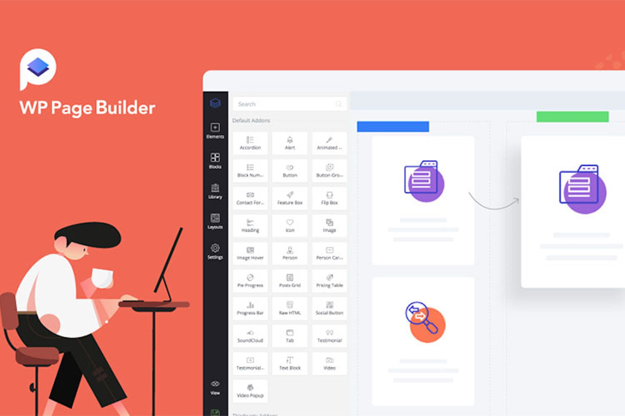 Anyone Can Build a Website With WP Page Builder