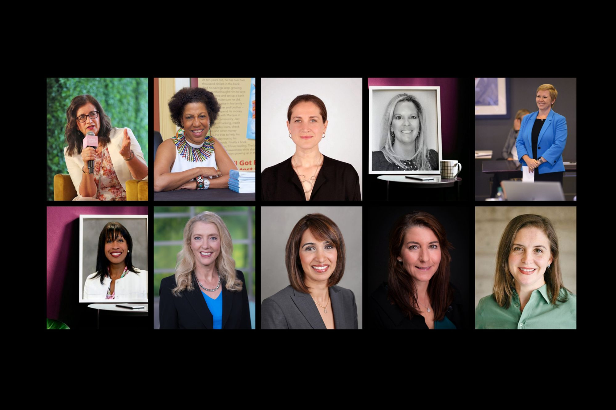 10 Women Leaders In Finance Shares What Is Required to Make the Industry More Gender-Balanced