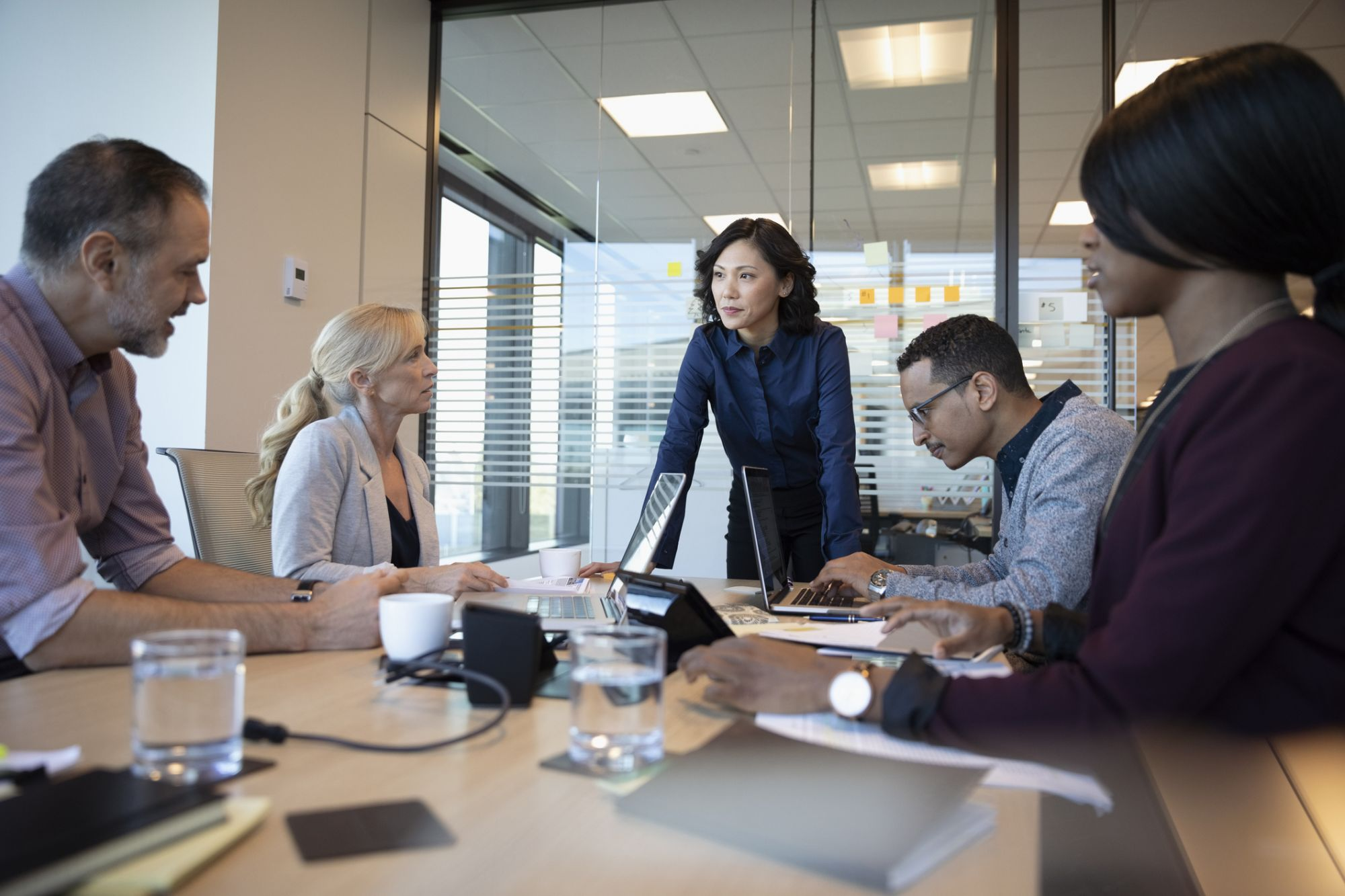 Finding Your Path to the C-Suite: 6 Tips for Women in Business