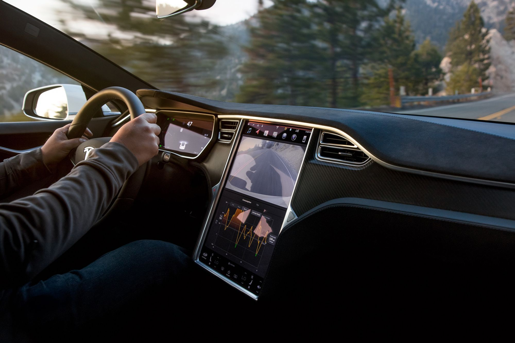 Musk: Holiday Tesla Preview Adds 'Starview Valley,' Self-Driving Preview
