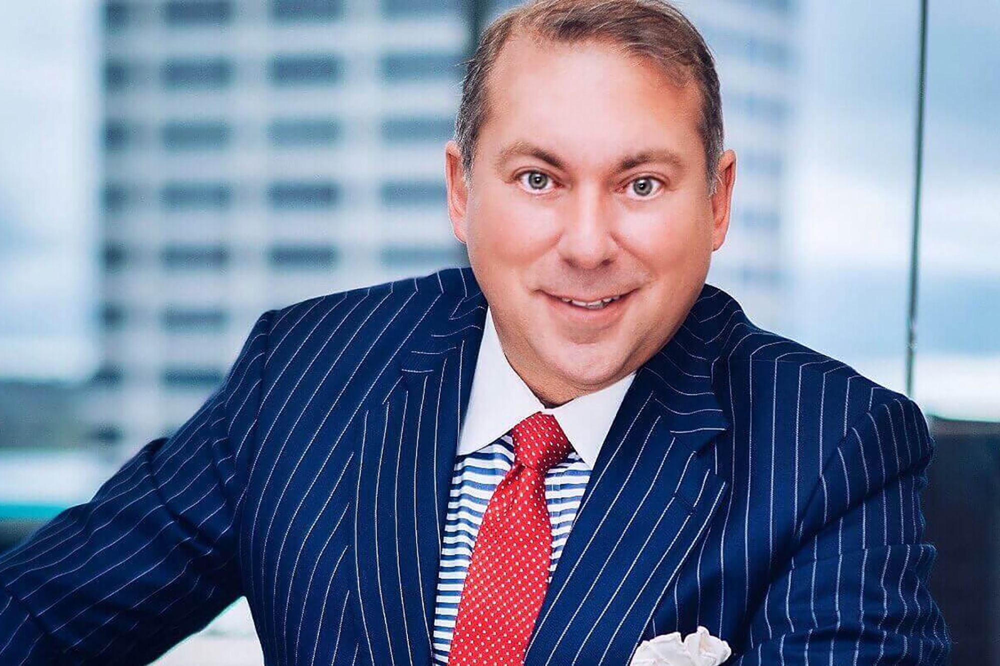 How James Daily Went From Whistleblower to Millionaire Lawyer Taking Down Fraud