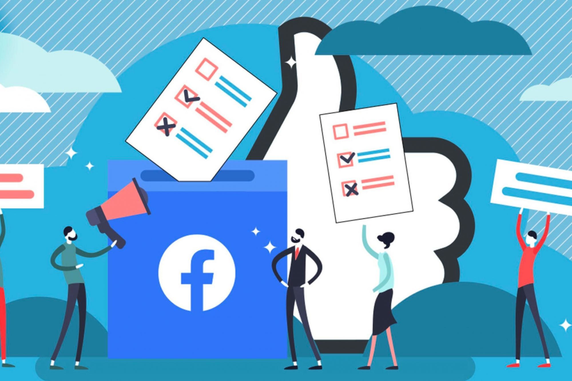 Facebook Remains an Election Meddler's Paradise in 2020
